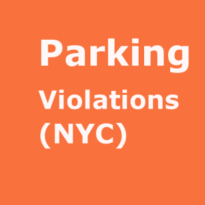Logo Parking Violations NYC 512