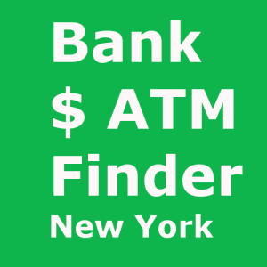 Logo for Bank ATM Finder 512