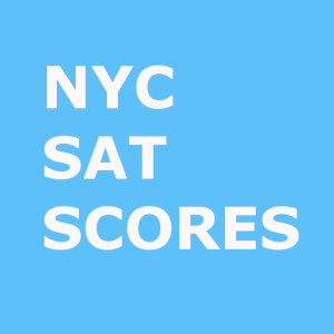 Logo for New York City SAT Scores512