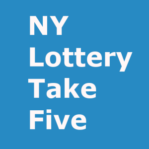 Logo for New York Lottery Take Five 512